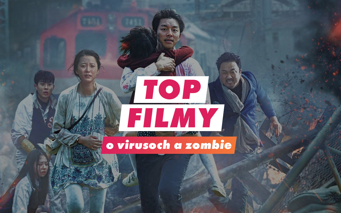 Top filmy o virusoch a zombie / Top 12
